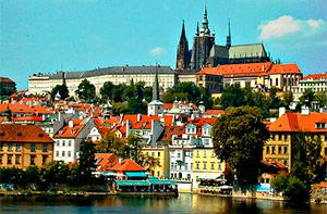 Получение визы в Чехию