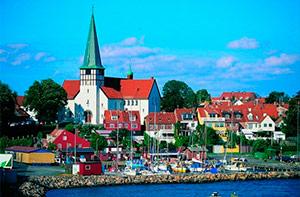Получение визы в Данию