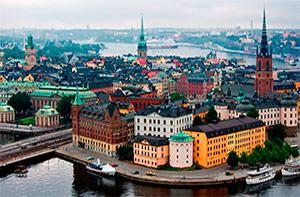 Получение визы в Швецию