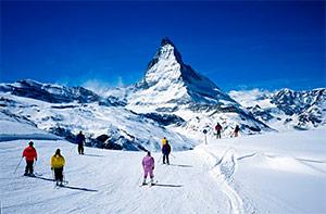 Получение визы в Швейцарию